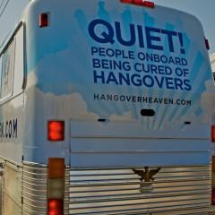 Hangover Heaven: Bus Offers Bliss For Las Vegas Blitzed