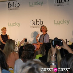 Behind The Scenes At The Lucky Mag FABB West Conference With Elizabeth Banks, Jessica Alba & More