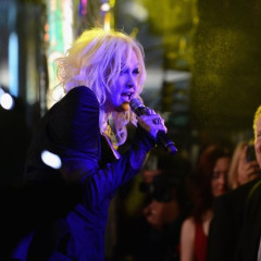 Cyndi Lauper Performs At Cannes' Legendary VIP ROOM To Benefit HIV/AIDS