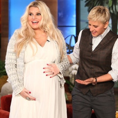 Eavesdropping In: BREAKING--Jessica Simpson Gives Birth At Last; May Day To Cause Major L.A. Travel Delays; Top Chefs Fight CA Foie Gras Ban; Courtney Stodden Drops Her New Single