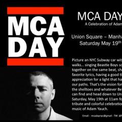 Celebrate Adam Yauch's Life In NYC Tomorrow