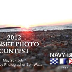 The Navy Beach Sunset Photo Contest Judged By Ben Watts