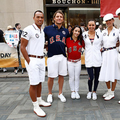 5 Designer Olympic Uniforms For London 2012