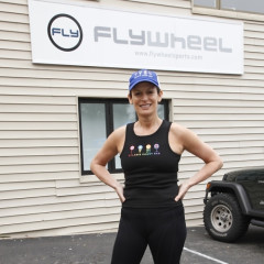 Dylan Lauren Hosts FlyWheel Charity Event And Talks About What She Loves In The Hamptons