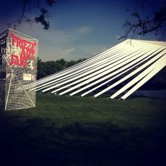 Photos: Highlights From Frieze Art Fair NYC 2012