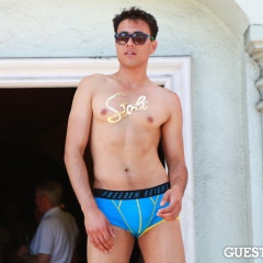 Rainbows & Bare Chests Take Over WeHo For LA PRIDE 2012