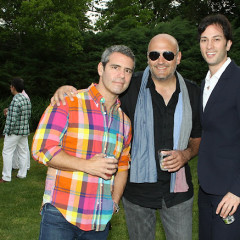 The School's Out Benefit With Guests Andy Cohen, Brian Atwood And Dr. Jake Deutsch