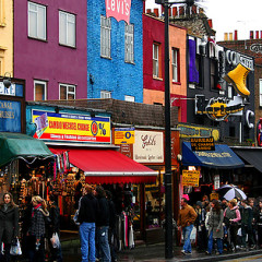 6 Spots To Check Out In London's Camden Town