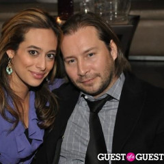 Rodrigo Garcia And Erika Paola Gutierrez Engaged