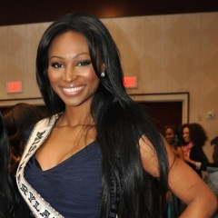 Sidwell Friends Alum Nana Meriwether First Runner Up At Miss USA Pageant