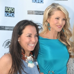 Christie Brinkley Is Honored At SOFO Goes SOHO Event For Reasons Other Than Not Aging Since The 80s