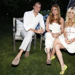 Cristina And Chris Cuomo Host A Dinner Party To Celebrate Seven Bar Foundation
