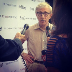 Woody Allen's 'To Rome With Love' Premiere Takes On New York