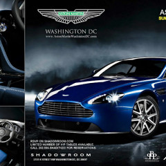 This Saturday: Aston Martin Summer Cocktail Party At Shadow Room