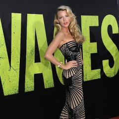 Last Night's Parties: Blake Lively, Taylor Kitsch, Salma Hayek Hit 'Savages' Premiere