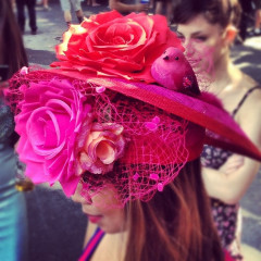 Hats Off To The Wildest Looks From The 2012 Belmont Stakes