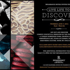 Renaissance Hotels' 'Day Of Discovery' Coming To Arlington And Dupont Locations This Thursday!