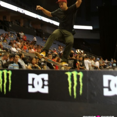 Highlights From Stop 2 On Rob Dyrdek's 2012 Street League Skateboarding Pro Tour