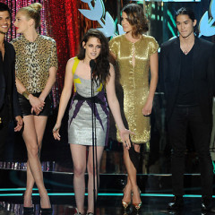 Last Night's Parties: 2012 MTV Movie Awards, Gwen Stefani Steps Out For AIDS, Justin Timberlake Gets A