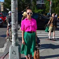 Downtown NYC Street Style: Summer Fashion Edition