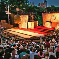 Everything You Need To Know About Shakespeare In The Park 2012