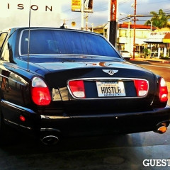 Car Of The Day: Larry Flynt's #1 Hustler Bentley Arnage