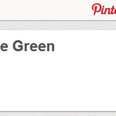 Capitals Defenseman Mike Green Is On Pinterest??