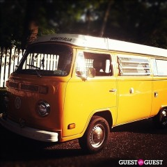 Hamptons Car Of The Day: Vintage VW Van In Shelter Island
