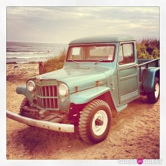 Hamptons Car Of The Day: Ditch Plains Is A Cool Spot For Cars Too