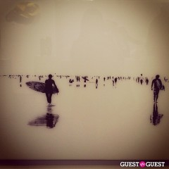 Summer Photo Of The Day: A Surf Scene Presented At ArtHamptons