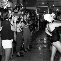 The Wonderful Weirdness Of The American Boardwalk Moonlight Swim Party At Drai's