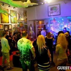 Art Crowd Clusters At gGallery Returns For Another Salon-Style Art Party