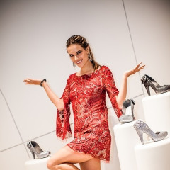 Alessandra Ambrosio Loves Melissa Collaboration Launch At Galeria Melissa