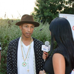 New Orleans Visits The Hamptons For An Evening With Soledad O'Brien, Pharrell Williams And Russell Simmons