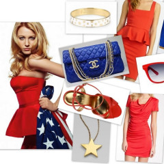 Steal Their Look: Fourth Of July Fashion Style Stars