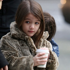 Suri Cruise: New York's Most Fashionable First Grader