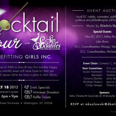 You're Invited! Sip With Socialites Cocktail Hour For Girls Inc