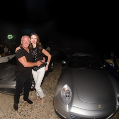 The Clamshell Foundation Raises Funds With Fireworks By Grucci, Dinner By Andrra And Cars By Ferrari