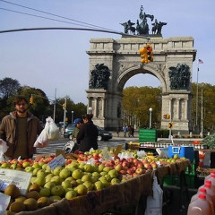 Shop Local: Best Farmers' Markets In NYC