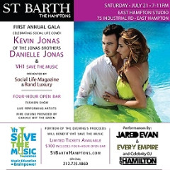 You're Invited: St. Barth In The Hamptons First Annual Gala