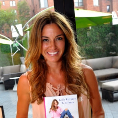 Kelly Bensimon Book Party At A Bar With Gilt City
