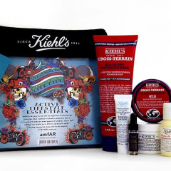 Kiehl's LifeRide For amFAR Party This Friday!