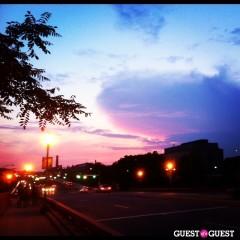Summer Photos: K Street At Sunset