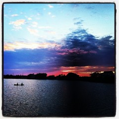 Summer Photo Of The Day: A Peaceful Sunset