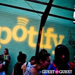 Spotify & Bacardi Kickoff Their