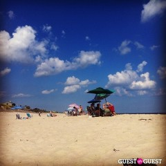 Summer Photo Of The Day: A Perfect Sagaponack Beach Day