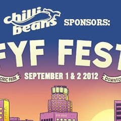 Today's Giveaway: Be A VIP At FYF Fest With Chilli Beans Sunglasses!