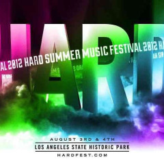 Congratulations To The Winner Of Our HARD Summer Ticket Giveaway!!