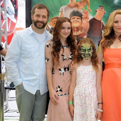 Last Night's Parties: Leslie Mann, Judd Apatow Hit The 'ParaNorman' Premiere, Ashley Greene, Kellan Lutz Help Launch Zooka & More