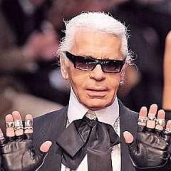 Uncle Karl Strikes Again!: Karl Lagerfeld